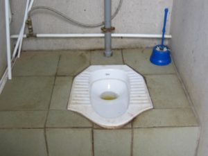 Туалет Генуя