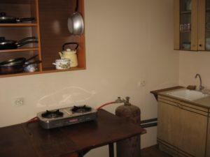 Общая кухня для экон-комф вид 2