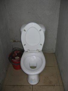 туалет для эконом-комфорт