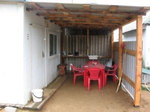 Отдельный домик-кухня