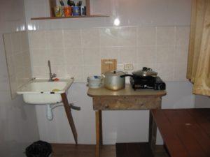 кухня 4х местной комнаты