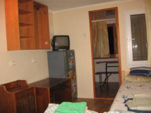 комната 4х местка вид 2 - 1,2 этаж