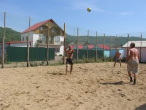 Волейбол игра