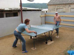 Теннис игра