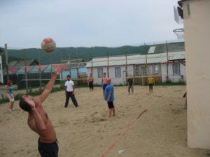 Волейбол чемпионат